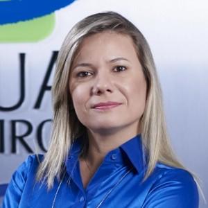 Lucilaine Tenório de Medeiros, Diretora Jurídica – AEGEA Saneamento