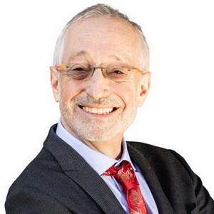 Dr. Paul Milgrom, professor de economia, ganhador do Prêmio Nobel e cofundador da Auctionomics