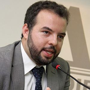 Pedro Bruno, Superintendente de Governo e Relacionamento Institucional – BNDES – Banco Nacional de Desenvolvimento Econômico e Social